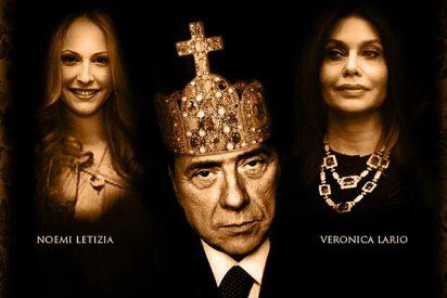Berlusconi denuncia a medios italianos, españoles y franceses por difamación