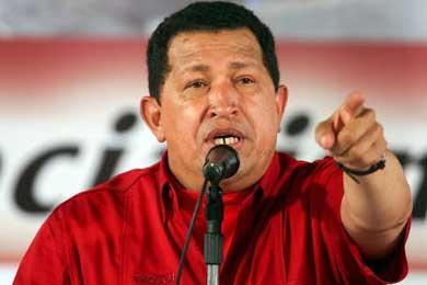 """Chávez lanzará """"yanqui go home"""" en réplica a marcha en Facebook y Twitter"""