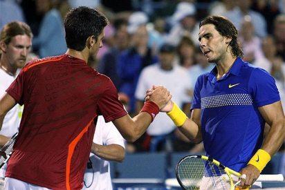Nadal cae ante Djokovic