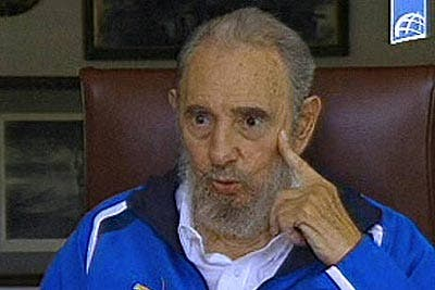 La televisión cubana muestra el primer vídeo de Castro en 14 meses