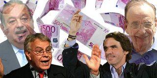 Murdoch le sube el sueldo a Aznar un 4,3%