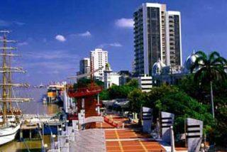 "Guayaquil, la ""Perla del Pacífico Sur"""
