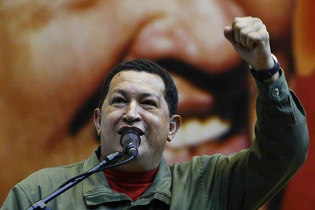 El Gorila Rojo venezolano quiere guerra