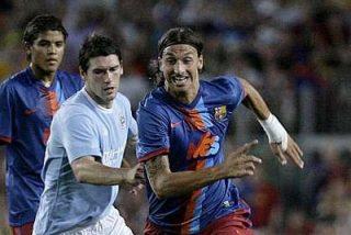 El Barcelona se queda tieso ante el Manchester City