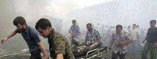 Al menos 18 muertos en un atentado suicida contra la policía en Ingushetia