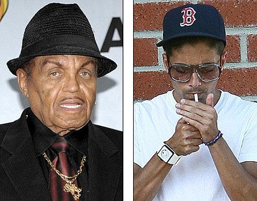 El padre de Jackson afirma que Omer Bhatti es hijo del cantante
