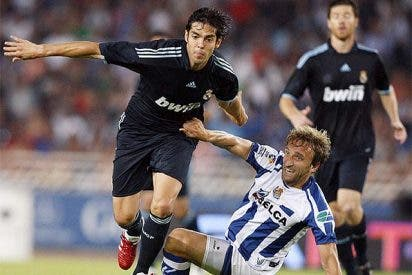 Kaká tira del carro y Sneijder se reivindica y el Real Madrid gana con la gorra