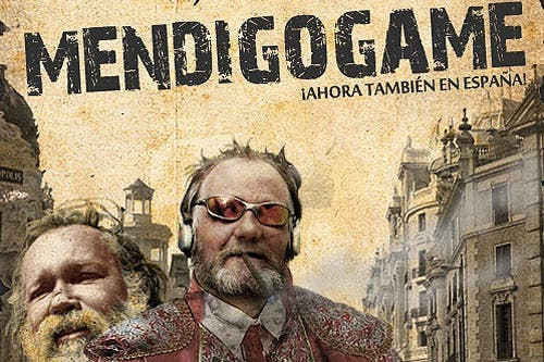 """Llega a España el """"juego del mendigo"""" en Internet"""