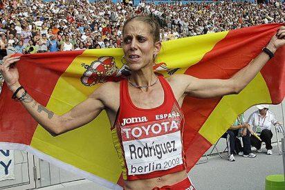 """Natalia Rodríguez: """"No he hecho nada antirreglamentario en la carrera"""""""