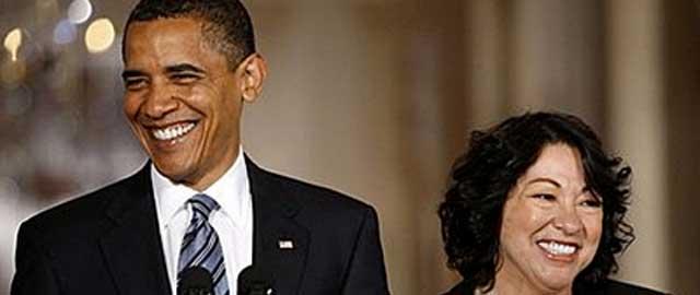 Sonia Sotomayor primera jueza hispana en la historia de la Corte Suprema de EEUU