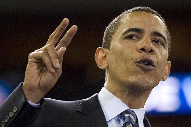 La Casa Blanca cobra el almuerzo a los ejecutivos que se reúnen con Obama