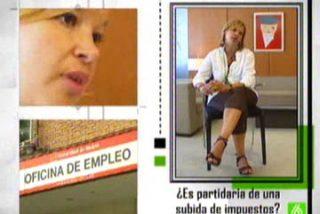 """Pajín no entiende de qué se quejan los españoles: """"Pero si tenemos los impuestos más bajos de Europa"""""""