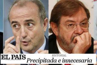 El diario El País acusa al Gobierno ZP de enriquecer a sus amiguetes