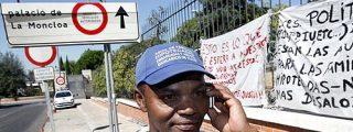 Inmigrantes: 105 días plantado como un árbol frente a La Moncloa