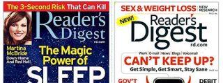 La mitica Reader's Digest está ahora al borde de la quiebra