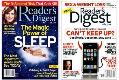 Reader's Digest entra en suspensión de pagos
