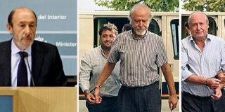 Grilletes y linchamiento político en España