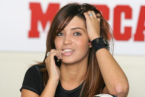Sara Carbonero, elegida la reportera deportiva más sexy del mundo