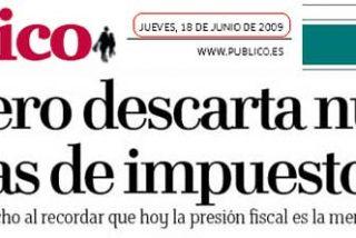 Zapatero fríe a la clase media con más impuestos
