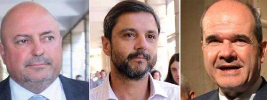 Brazos caídos en la Fiscalía ante la corrupción socialista en Andalucía