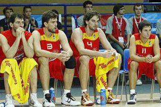 Una pésima España se estrella contra Serbia