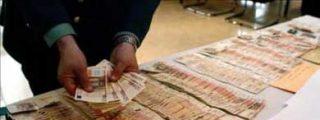 Detenidos cuatro ecuatorianos tras pagar con billetes falsos de 50 euros