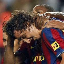El Barcelona empieza bien la 'reconquista' del título con una fácil victoria