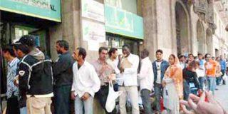 El paro entre los inmigrantes aumenta un 70,86% en Andalucía en agosto