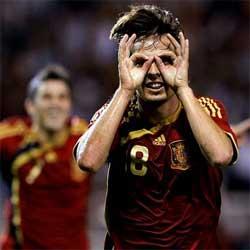 España golea a Bélgica y acaricia el Mundial