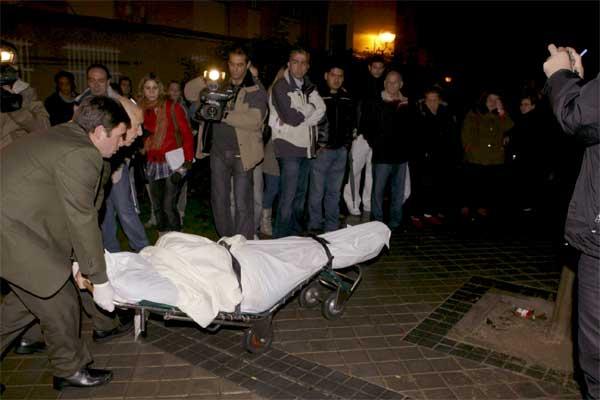 Una mujer apuñala a su compañero de piso en Madrid