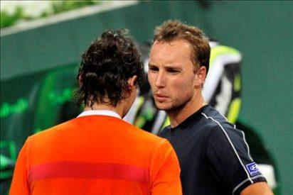 Nadal aplasta a Troicki y se cuela en la final de Doha