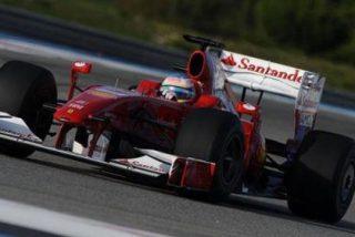 Así es el nuevo Ferrari de Alonso