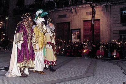 Los Reyes tumban a Papá Noel
