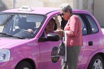 Barcelona estrena taxis 'sólo para ellas'