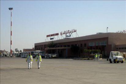 Cientos de pasajeros se quedan tirados en Marraquech tras cancelarse su vuelo