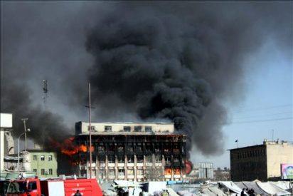 Los terroristas talibanes toman Kabul