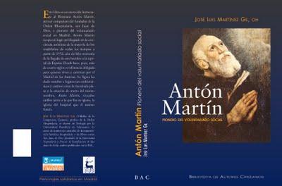 Antón Martín, pionero del voluntariado social