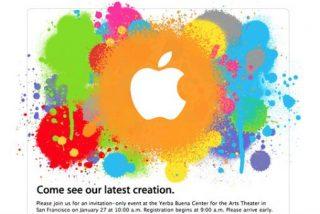 Apple lanzará el 27 de enero una Tablet PC, iLife 2010 y nuevo sistema para iPhone