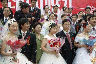 Más de 24 millones de chinos no encontrarán novia para casarse