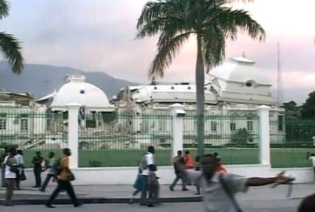 Un terremoto de 6,1 grados vuelve a sacudir Haití