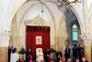 El Cenáculo podría pasar a la Iglesia católica