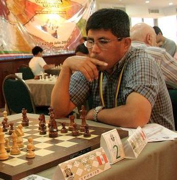 Desafilian a Perú de torneos internacionales de Ajedrez