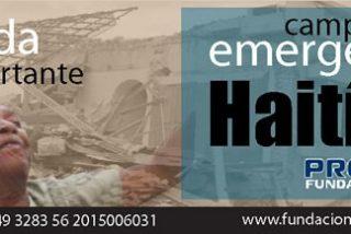 Llega la ayuda a Haití