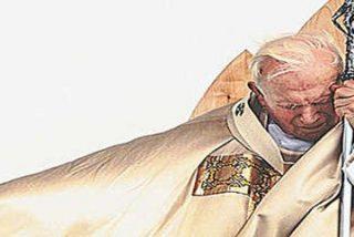 El Papa Wojtyla se flagelaba