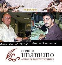 Religión Digital, Premio Unamuno 2009