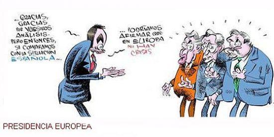 """Los """"jarrones chinos"""" que se lleva Zapatero a la UE"""