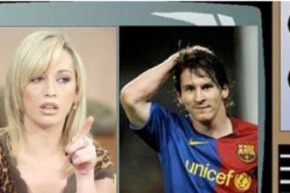 En un canal de la tele, la Esteban; en otro, Messi... ¿quién logra más espectadores?