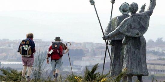 Las peregrinaciones a Santiago aumentaron un 16,6% en 2009