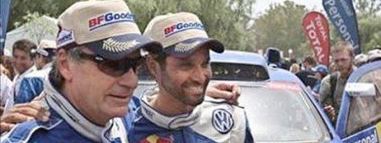 """Carlos Sainz logra, al cuarto intento, ganar el Dakar: """"Soy un tipo afortunado"""""""