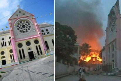 Tsunami de oración y ayudas de los católicos para Haití